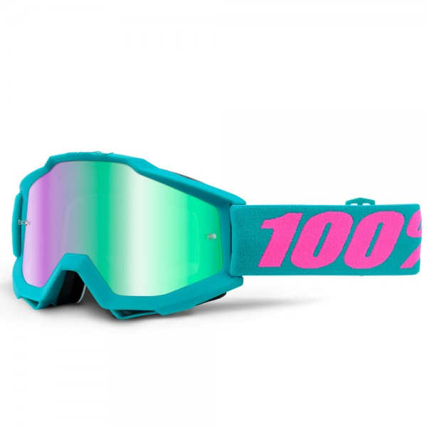 Accuri MX Goggle - Passion Mirror Lens