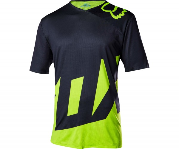 Attack Jersey - Flow Yellow