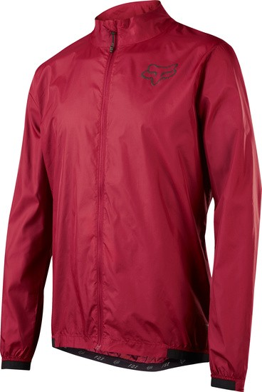 Attack Wind Jacke - red