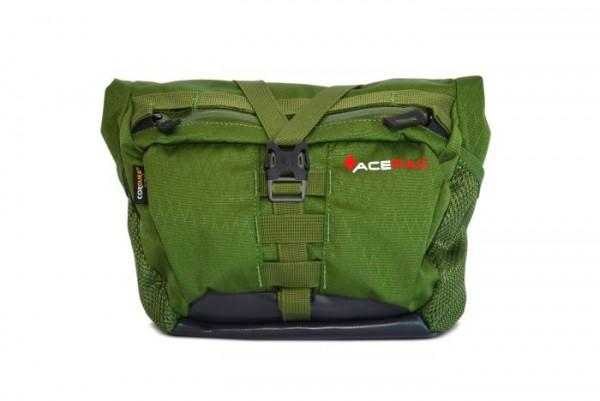 Bar Bag Lenkertasche - green