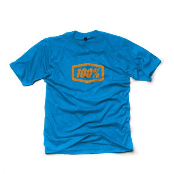 Essential T-Shirt - Heather Blue