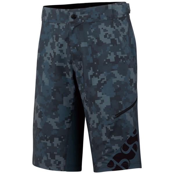 Culm Shorts - Graphite/Camo