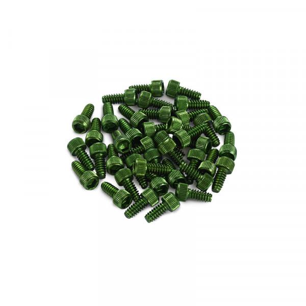 Ersatz Pins für Black ONE Pedal 10 Stück - hellgrün