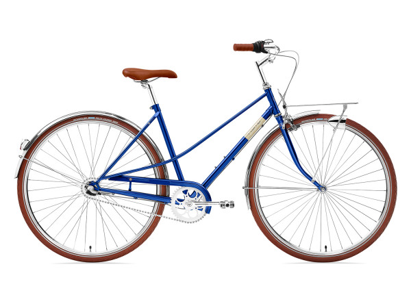 Caferacer Lady Solo 7-Speed - Classic Blau