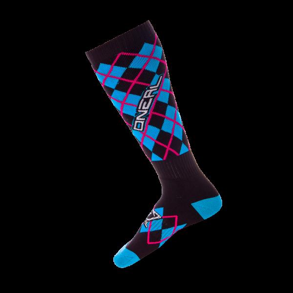 Pro MX Socks - O'Linghton - black/blue