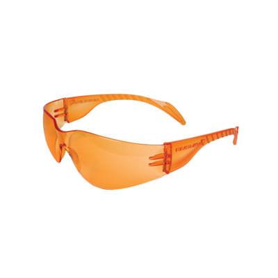 Rainbow Brille - Orange