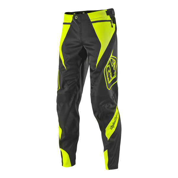 Sprint Pants Reflex Dark Gray/Flo Yellow