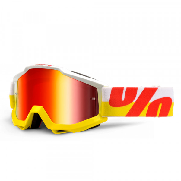 Accuri MX Goggle - In & Out Mirror Lens