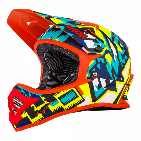 Backflip RL2 Muerta DH Helm - Multi