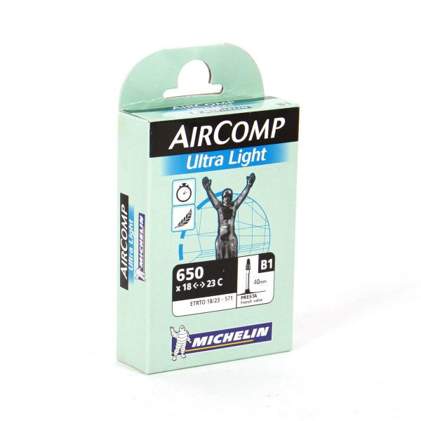 Aircomp Ultra A1 Rennrad Schlauch 28 Zoll