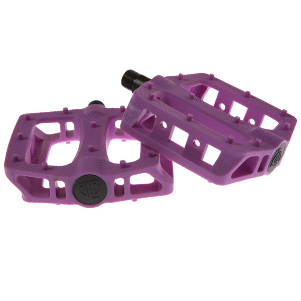 T-Rex Plattform Kunststoff Pedale - purple