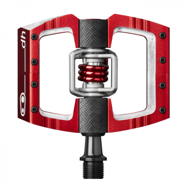 Mallet DH/Race Pedal - 2017 - rot