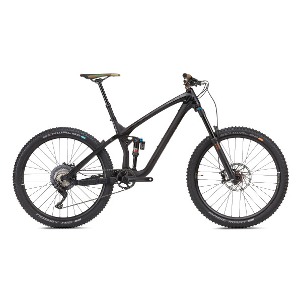 Snabb 160 C2 650B Carbon Enduro Expert Mountainbike - 2018