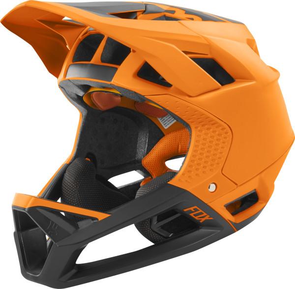 Proframe Helm - Atomic Orange