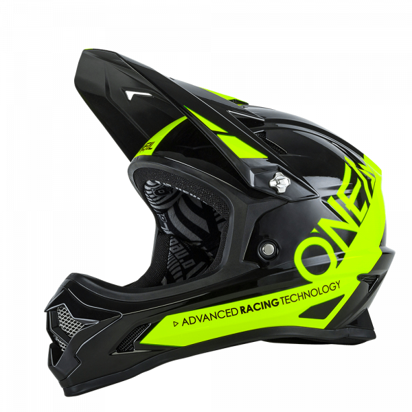 Backflip RL2 Bungarra DH Helm - black/neon yellow