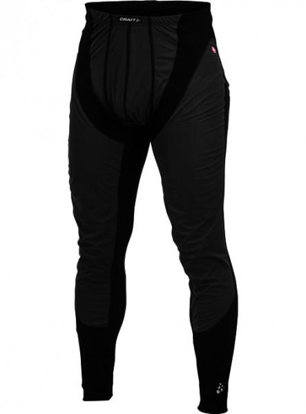 Active Extreme Windstopper Underpants Men black-platinum