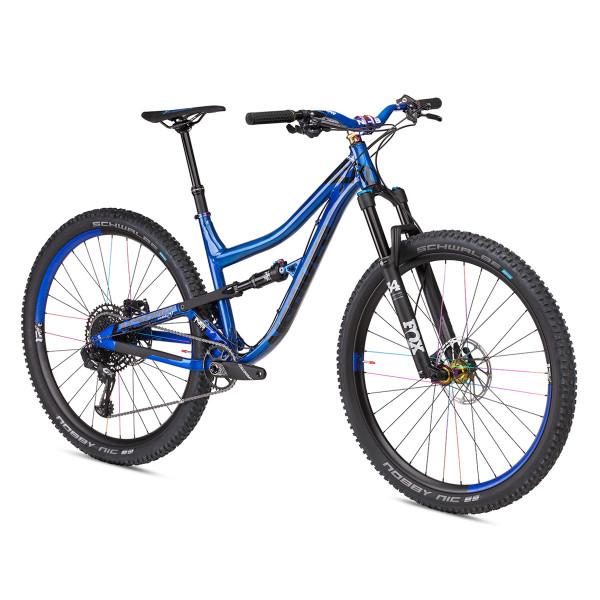 Nerd Lite 1 29 Zoll Trail Expert - Blau