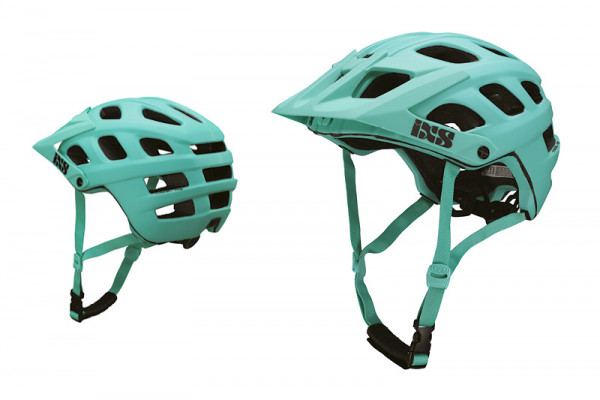 Trail RS EVO Helm - turquoise