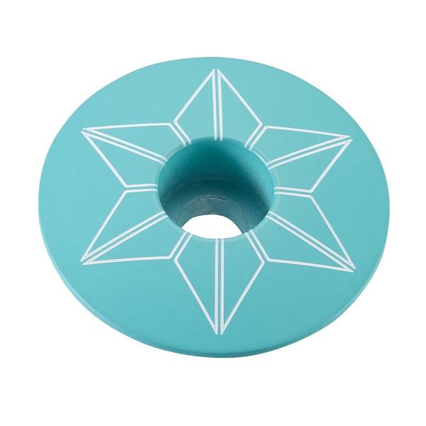 Star Cap Aheadkappe - Celeste Blau