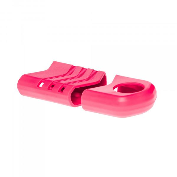 Hawk Crank Boots Set - pink