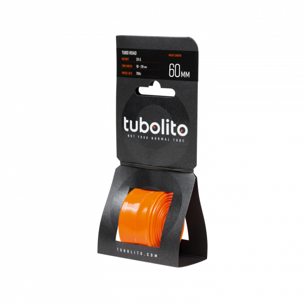 Tubo Road 28 Zoll Ultralight Schlauch - SV 60 mm