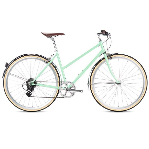 Elysian City Bike - mint green