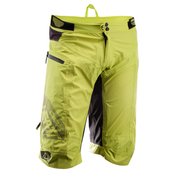 DBX 5.0 Shorts All Mountain - lime