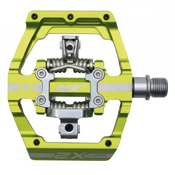 DH-Race X2 Pedal - grün