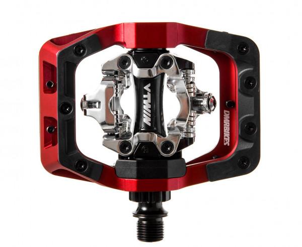 V-Twin MTB Pedal - rot
