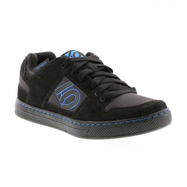 Freerider MTB Schuh - black/shock blue