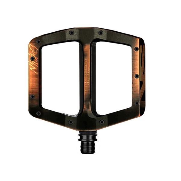 Pedale Radiance - Bronze/Öl Optik