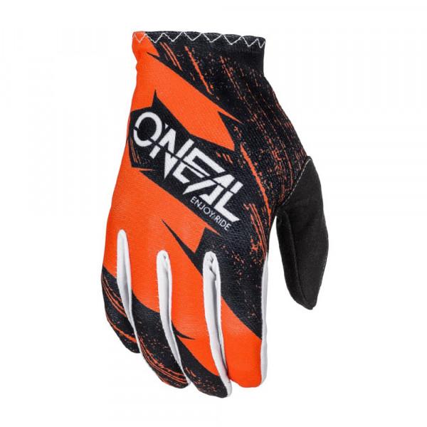 Matrix Glove Burnout Handschuh - orange/black