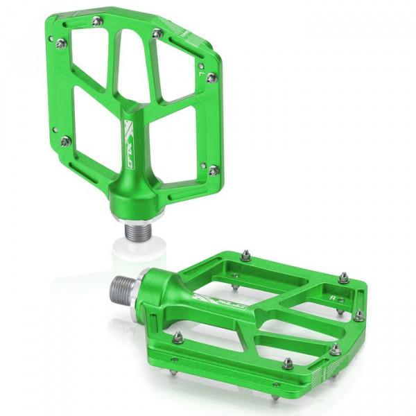 PD-M14 Enduro/Am Pedal - Lime Grün