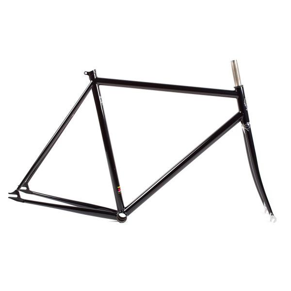Classic-R Frameset Rahmen-/Gabelset - black