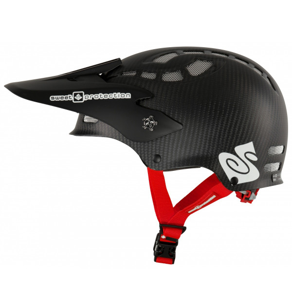 Fixer Full Carbon Mips Enduro Helm