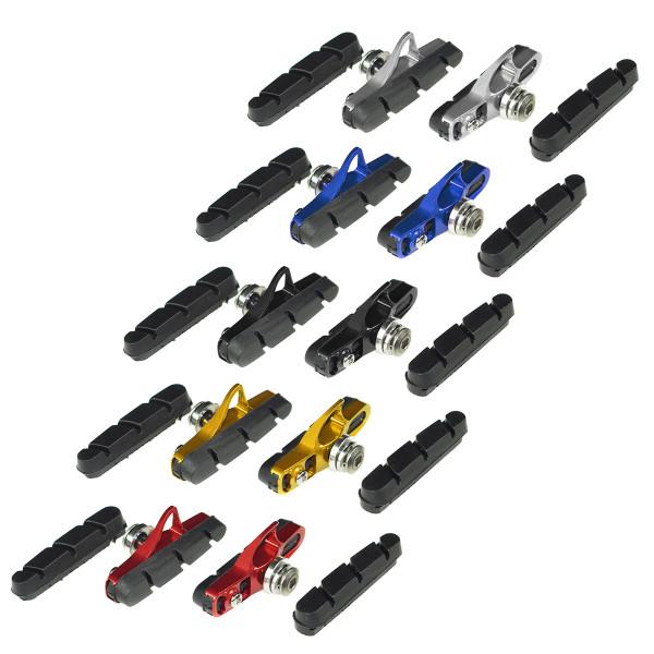 Brake Pads Bremsschuhe und Bremsbeläge - für Aluminium Felgen