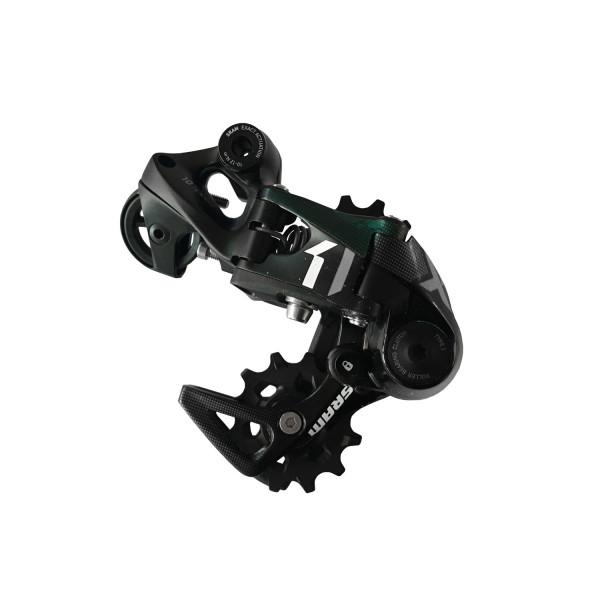 X01 DH Type 3.0 Schaltwerk - kurzer Käfig - 10-fach - schwarz - 2018