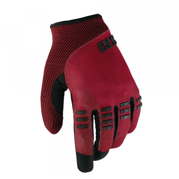 BC-X3.1 Handschuh - Rot/Schwarz