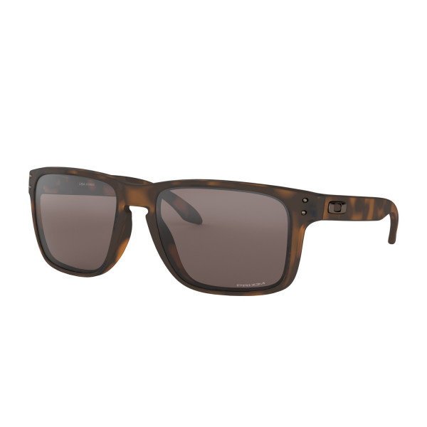Oakley Holbrook Tortoise Prizm Black Sonnenbrille Braun wnRLs