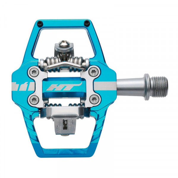 T1 Trail Klickpedal - sky blue