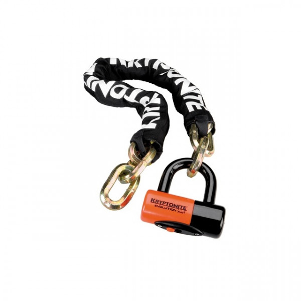 New York Chain Lock Evo - Fahrradschloss Kette