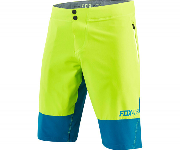 Altitude Shorts - No Liner - Teal
