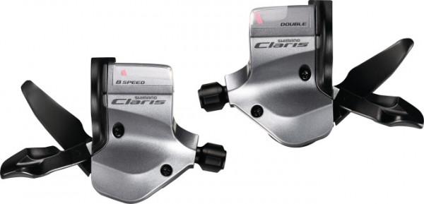 CLARIS SL-2400 Schalthebel 2x8-fach Set