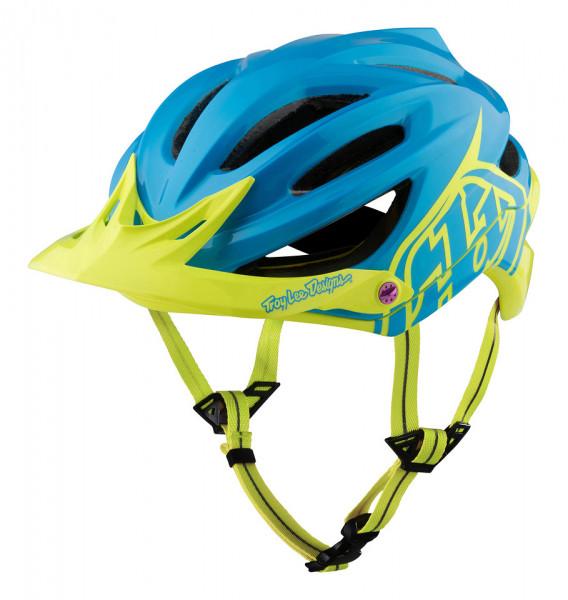 A2 MIPS Helm Decoy Cyan/Yellow