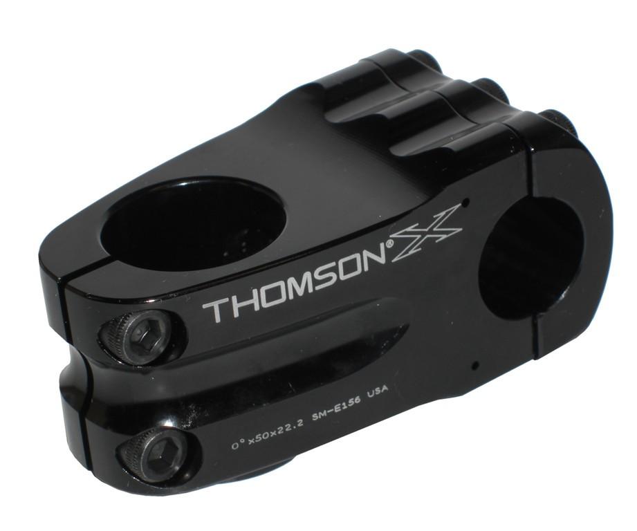 thomson elite bmx vorbau 22 2mm online kaufen bmo bike mailorder. Black Bedroom Furniture Sets. Home Design Ideas