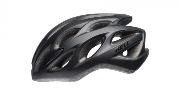 Tracker R Fahrradhelm - matte black