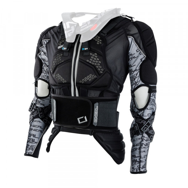 MadAss Moveo Protector Jacket - black