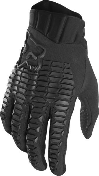 Defend Handschuhe - Schwarz