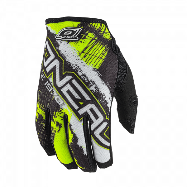 Jump Glove Shocker Handschuh - black/neon yellow
