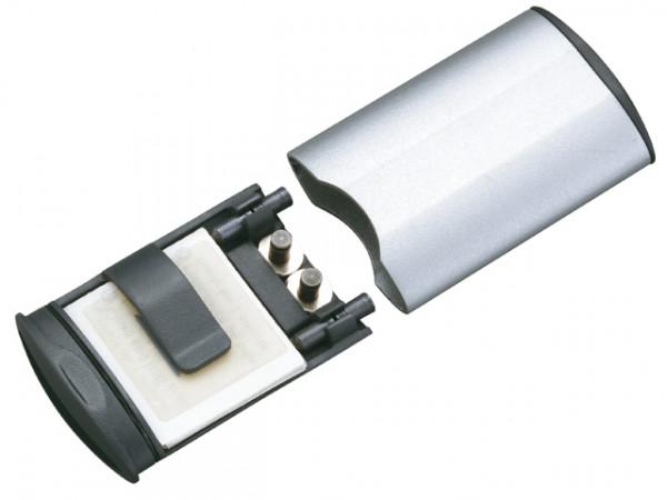 Rescue Box - 6 Flicken und Schleifpapier